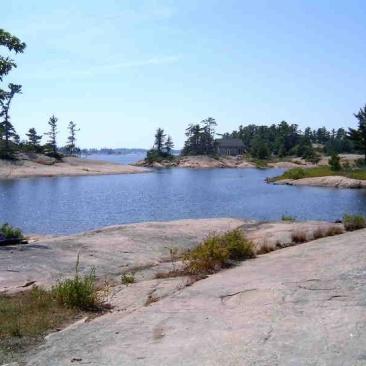 Idyllic Georgian Bay, Ontario