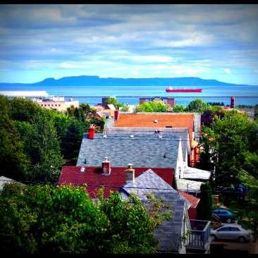 Thunder Bay, Ontario - Lake Superior