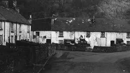 Abersychan miners' cottages http://bbc.in/1piniSY