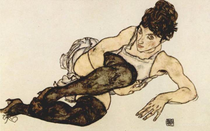 egon-schiele-reclining-woman-with-green-stockings-aka-adele-harms