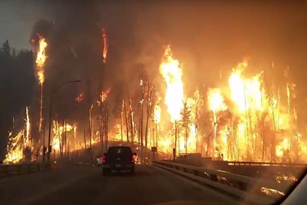 Goodness goes viral: Fort McMurray